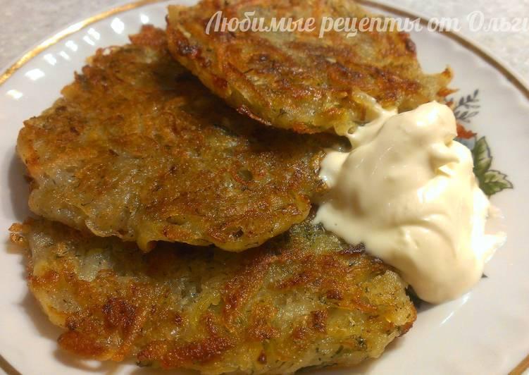 Картофельные драники: 6 рецептов вкусных драников из картофеля
