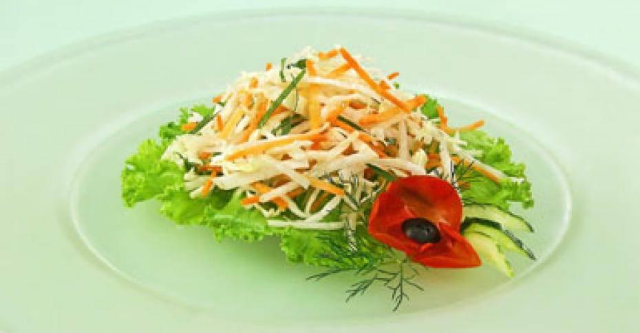 Салат витаминный: рецепты