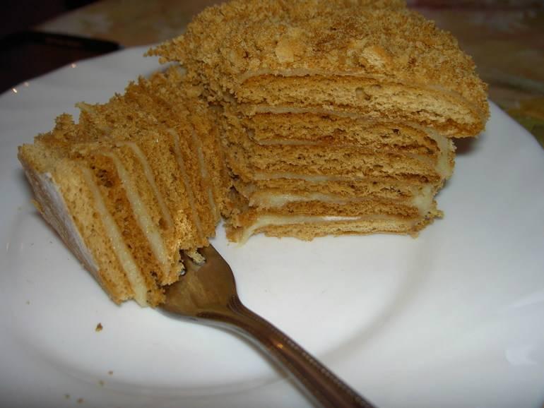"""Торт """"дамский каприз"""": рецепт приготовления и ингредиенты"""