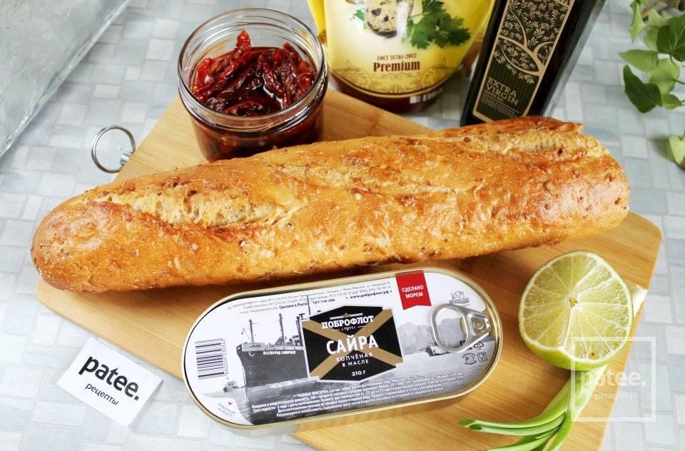 Брускетты- вкусные вариации бутербродов по-итальяски