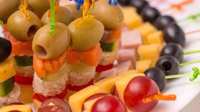 Элегантные и простые праздничные закуски простые и быстрые рецепты | гранд кулинар