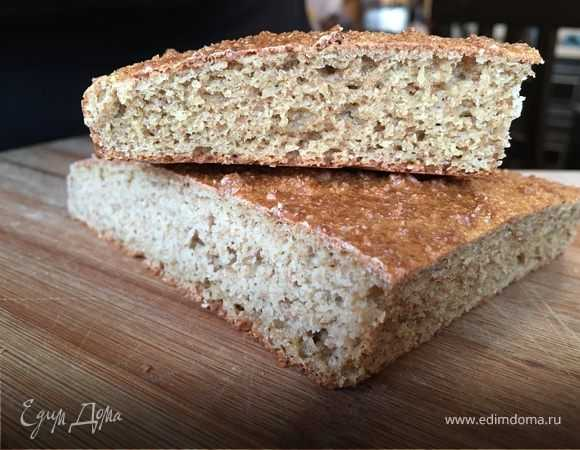 Хлеб из отрубей по дюкану