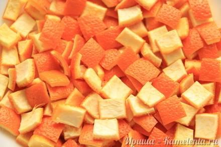 Цукаты из апельсиновых корок: рецепты приготовления