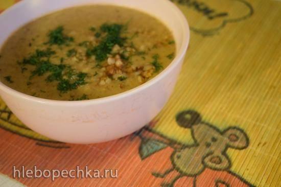 Постный крем-суп