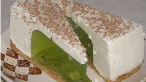 Апельсиновый торт без выпечки