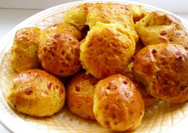 Пряные булочки