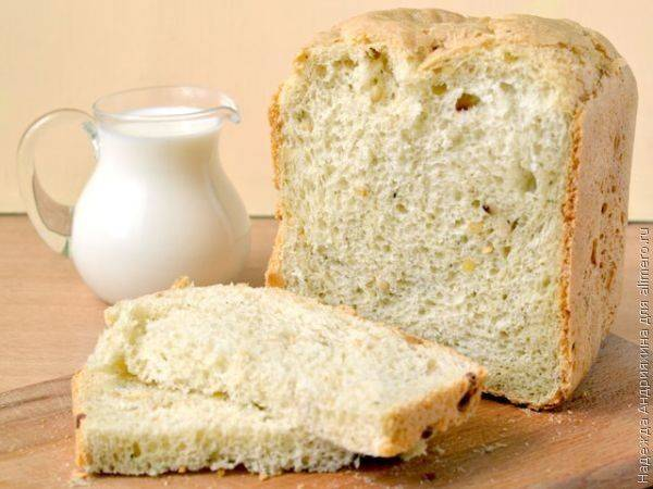 Французский хлеб с кедровыми орешками, прованскими травами и отрубями