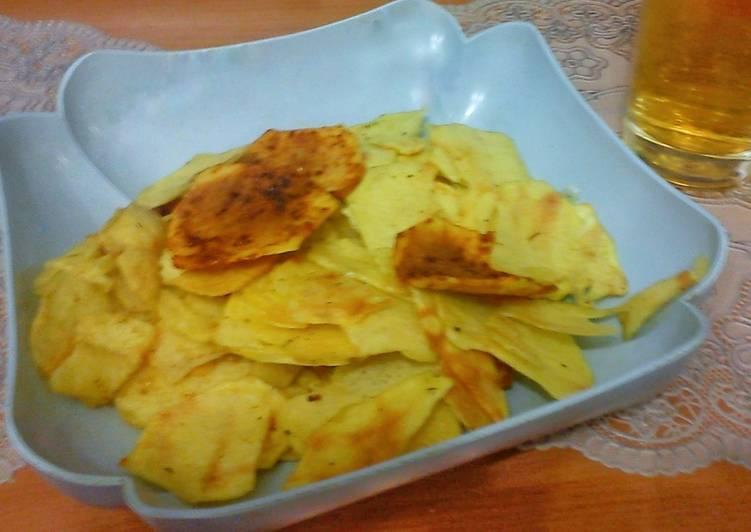 Как приготовить вкуснейшие чипсы из брюссельской капусты