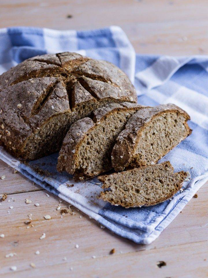 Бездрожжевой хлеб в хлебопечке - понятные рецепты вкусной домашней выпечки