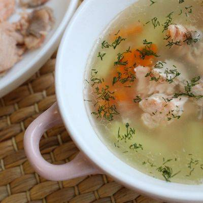 Легкий рыбный суп из карпа - рецепт с фотографиями - patee. рецепты