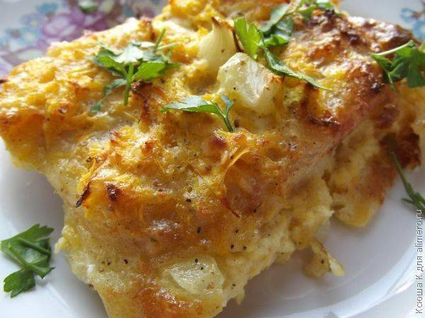 Кефаль, жареная на сковороде - 9 пошаговых фото в рецепте