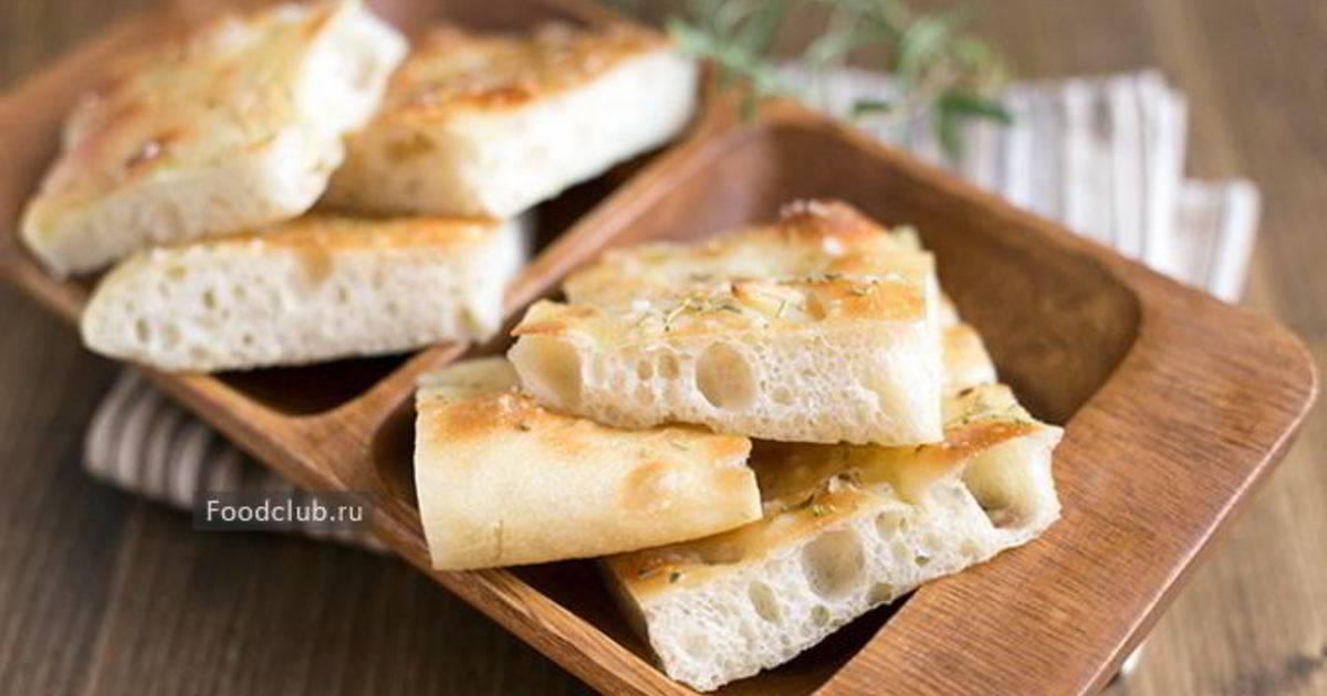Итальянская фокачча: лучшие рецепты