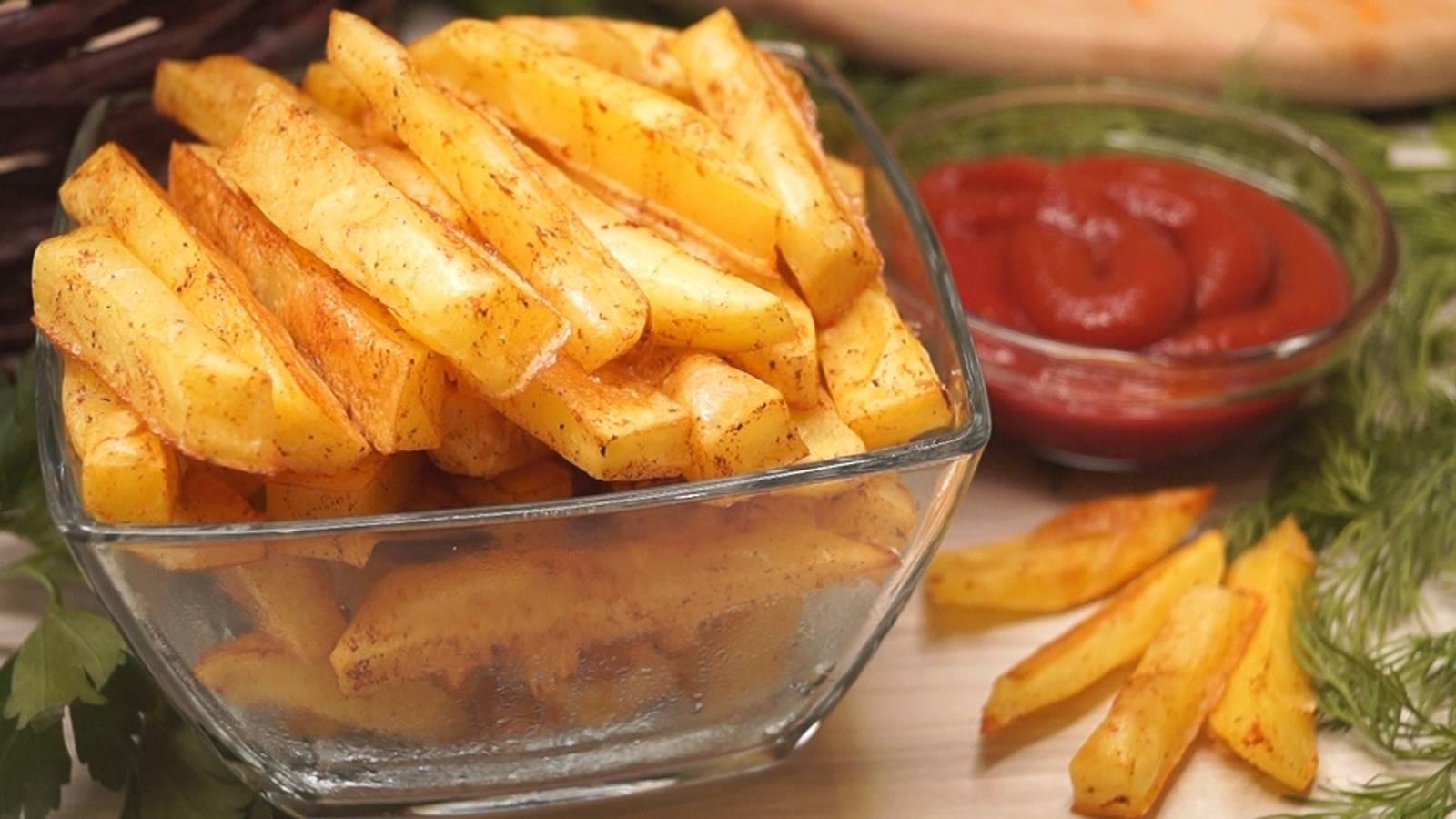 Соус к картошке фри в домашних условиях