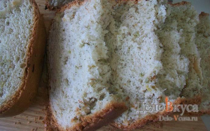 Итальянский хлеб с сыром
