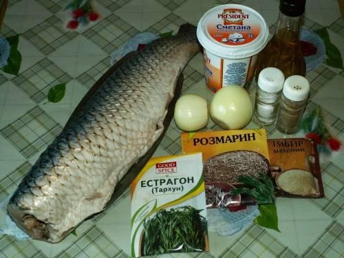 Пеленгас запеченный в духовке рецепт