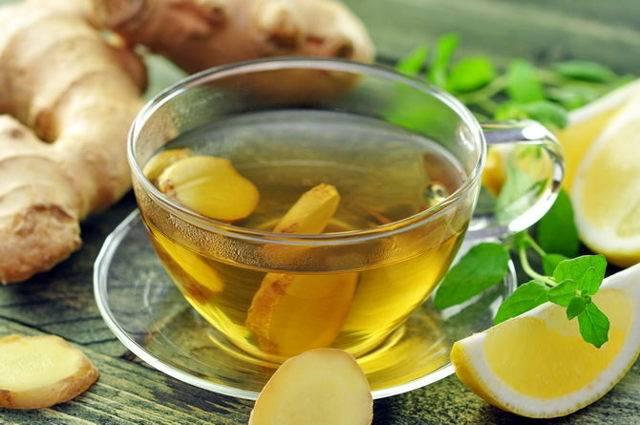 Чай с имбирем: 3 модных рецепта