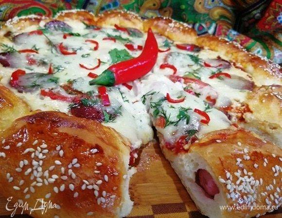 Как сделать хот-дог в домашних условиях: рецепт с фото + 2 варианта и приготовление булочки (+отзывы)