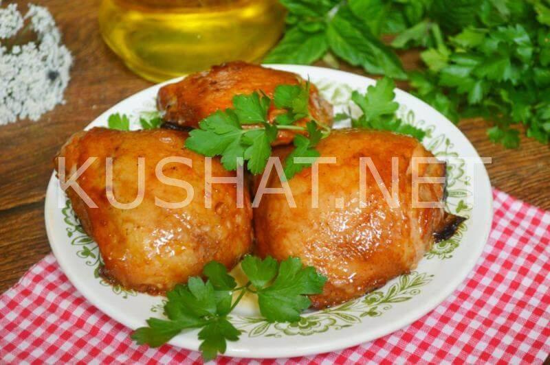 Яичный соус для курицы