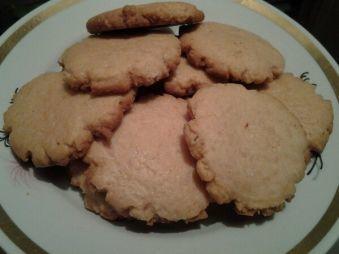 Фигурное домашнее печенье